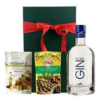 Buy & Send Lakes Gin Nibbles Hamper