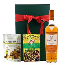 Buy & Send Macallan Amber Nibbles Hamper