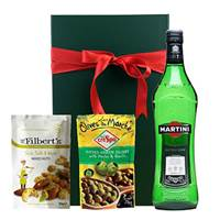 Buy & Send Martini Extra Dry Nibbles Hamper