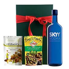 Buy & Send Skyy Vodka Nibbles Hamper
