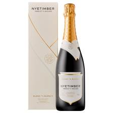 Buy & Send Nyetimber Blanc de Blancs English Sparkling Wine 75cl