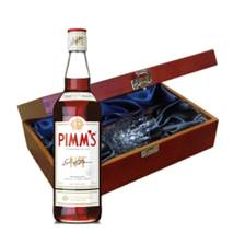 Buy & Send Pimms No1 In Luxury Box With Royal Scot Glass