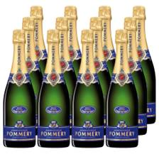 Buy & Send Pommery Brut Royal Champagne 75cl Crate of 12 Champagne