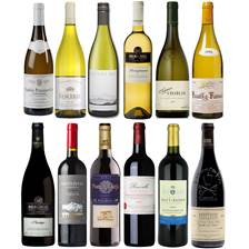 Buy & Send The Premium Mixed Twelve Case of Wine