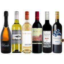 Buy & Send The Quintessential Wine Case of 6
