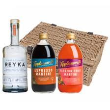 Buy & Send Retka Handcrafted Vodka 70cl Cocktail Hamper