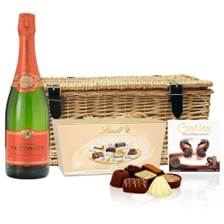 Buy & Send Taittinger Les Folies de la Marquetterie And Chocolates Hamper