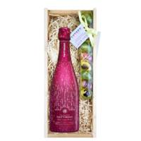 Buy & Send Taittinger Nocturne Rose City Lights Edition Champagne & Truffles, Wooden Box