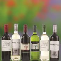 Buy & Send The Essential Selection of 6 Mixed Wines