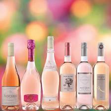 Buy & Send The Rose Collection Case of 12 Mixed Wines