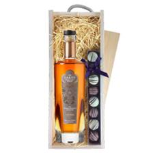 Buy & Send The Lakes Single Malt Whiskymakers Editions Colheita & Truffles, Wooden Box