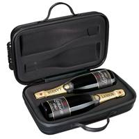 Buy & Send Lanson Traveller Gift Pack with Two Black Label Brut Champagne