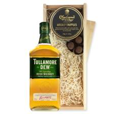 Buy & Send Tullamore Dew Blended Whiskey 70cl And Whisky Charbonnel Truffles Chocolate Box