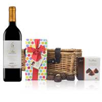 Buy & Send Valduero 6 Anos Reserva Premium - Spain And Chocolates Hamper