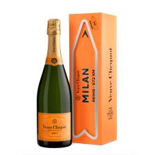 Buy & Send Veuve Clicquot Yellow Label Brut Arrow City Magnet Milan