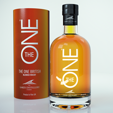 Buy & Send The Lakes Distillery Blended Whisky