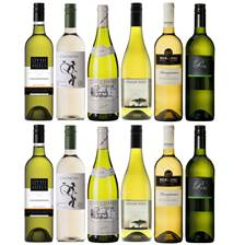 Buy & Send The Whites Collection (12x75cl)
