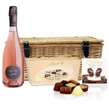 Buy & Send Zonin Rose Prosecco D.O.C 75cl And Chocolates Hamper