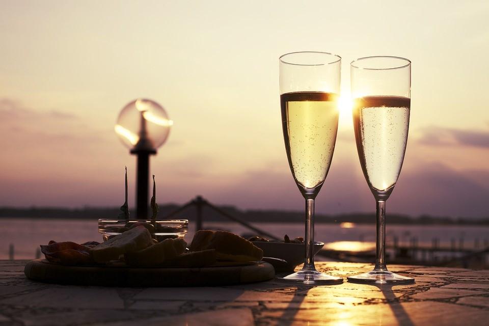 Aperitif, Drink, Glass, Prosecco, Wine, Alcohol